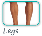 leg pain cork