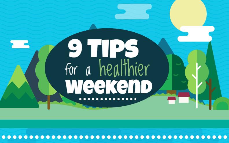 healthier weekend