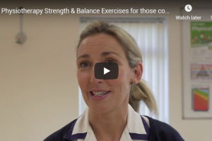 exercise home cocooning covid-19 ireland physio